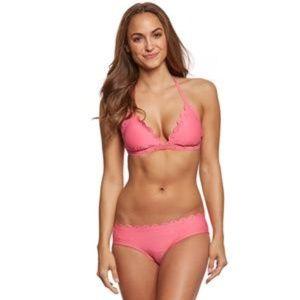 Kate Spade New York Morro Bay Scalloped Bikini